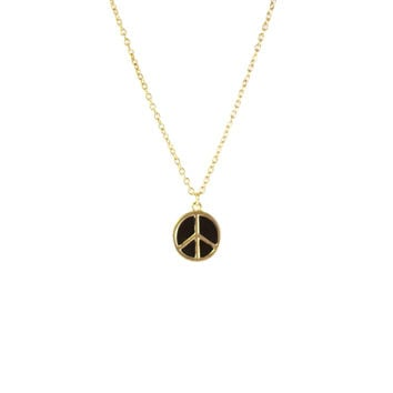 Give Me Peace Necklace