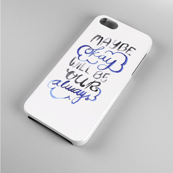 TFIOS Maybe Okay Iphone 5s Case