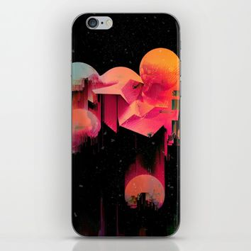 Beat Drop iPhone & iPod Skin by Ducky B