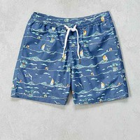 Vanishing Elephant Sail Away Swim Short
