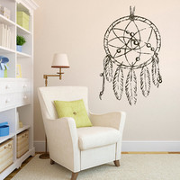 Vinyl Decal Dream Catcher Home Wall Art Decor Removable Stylish Sticker Mural L584 Unique Design for Any Room Office