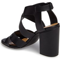 BP. Terry Block Heel Sandal (Women) | Nordstrom