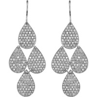 Irene Neuwirth Diamonds Pave Diamond & White Gold Four-Drop Earrings at Barneys New York at Barneys.com
