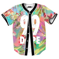 99 Dope Floral Jersey