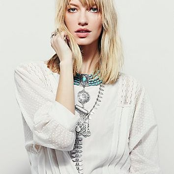 Free People Jeanine Tunic