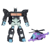 Transformers Generations Legends Nemesis Prime with Spinster