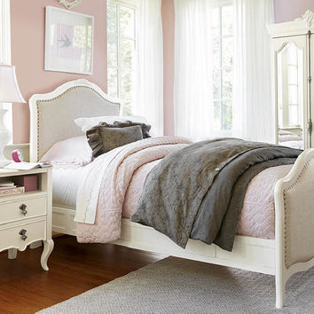 Genevieve Twin Size Upholstered Bed