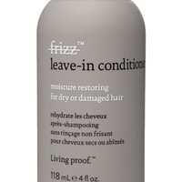 Living proof 'No Frizz' Moisture Restoring Leave-In Conditioner for Dry or Damaged Hair