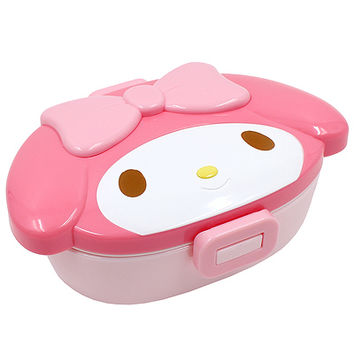 Buy Sanrio My Melody Face Die-Cut Bento Box at ARTBOX