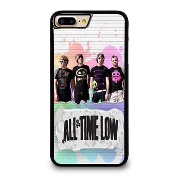 ALL TIME LOW PERSONIL BAND iPhone 7 Plus Case Cover