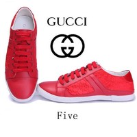 Fashion Online Gucci Women Or Men Fashion Cool Edgy Casual Shoes