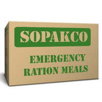 MRE (Meals, ready to eat) FEMA Case of 14 with Ration Heaters | deviazon.com
