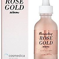 Illuminating Rose Gold Facial Serum