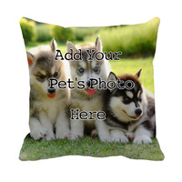 your image here printed custom cushion cover home decorative throw pillow case almofadas decorate personalised throw pillowcover