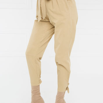 Good Karma Pant - Nude