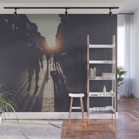 City light photography #city #photo Wall Mural by jbjart