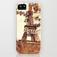 Paris iPhone & iPod Case by Anna Andretta