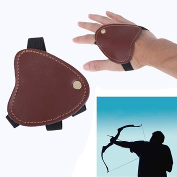 1pcs Mini Superfiber Wrist Glove Shooting Archery Fitness Training Protector Anti-skid Guantes Protective Crossfit Sports Gloves