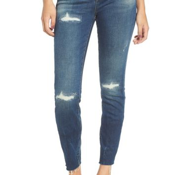BLANKNYC High Dive Ripped Skinny Jeans | Nordstrom
