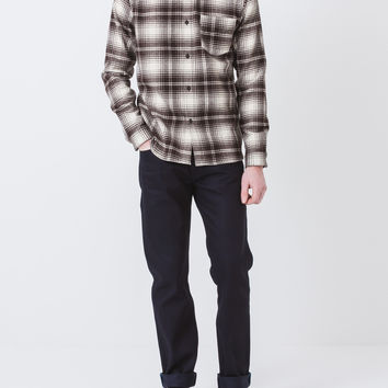 Dark Brown Saturday Shirt