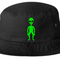 alien bucket hat