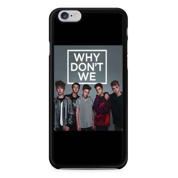 Why Dont We Band iPhone 6/6S Case