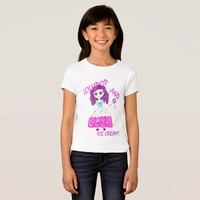 Ice cream and lollipop Chibi illustration T-Shirt