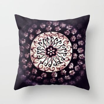 :: Young and Beautiful :: Throw Pillow by :: GaleStorm Artworks ::