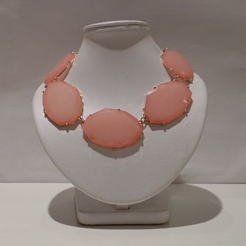 Serena Necklace - Pink