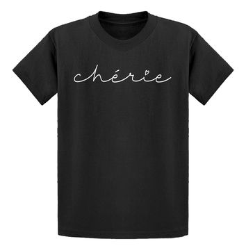 Youth Cherie Kids T-shirt