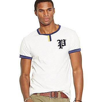 Polo Ralph Lauren Reversible T-Shirt - Nevis/Blue Mood