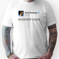 HUGS NOT UGH'S Unisex T-Shirt