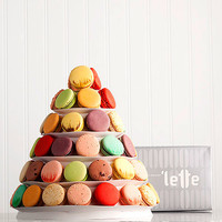 French Macaron Tower | Desserts & Snacks | Dean & DeLuca