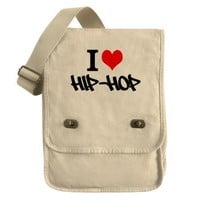I Heart Hip-Hop Field Bag