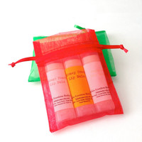 Lip Balm Trio Stocking Stuffers, Gift Sets