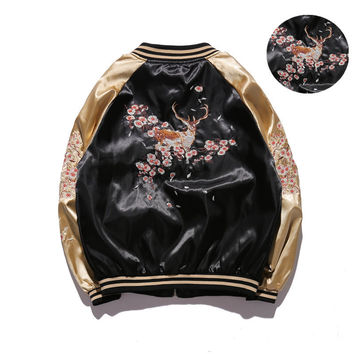 Sports On Sale Hot Deal Embroidery Winter Windbreaker Double-layered Baseball [10191548743]
