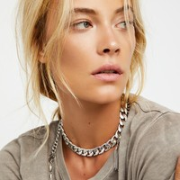 Free People Revival Chain Collar
