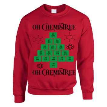Chemistry Ugly Sweater