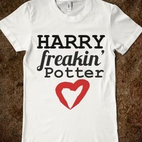 Supermarket: Harry Freakin' Potter from Glamfoxx Shirts