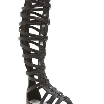 Women's Jeffrey Campbell 'Logaras' Tall Gladiator Sandal,