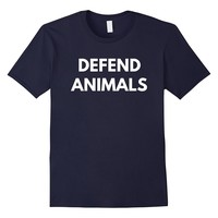 Defend Animals t-shirt - Vegan Lifestyle