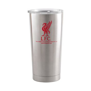 Liverpool FC Stainless Steel CoffeeTravel Tumbler 20 Oz