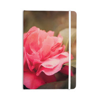 "Angie Turner ""Camelia"" Pink Flower Everything Notebook"