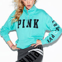 PINK Tops: Women's Casual Tops, Tees, Zips, Pullovers, Hoodies & More