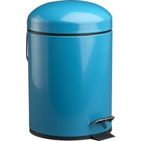Aqua Bullet 1.3-Gallon Trash Can in Office Accessories | Crate and Barrel