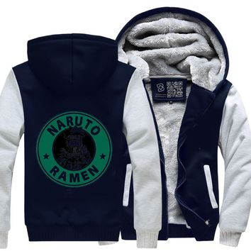Naruto Ramen, Naruto Fleece Jacket