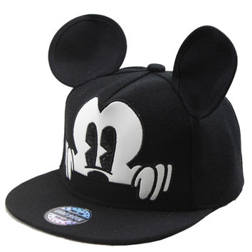 mickey mouse baseball hat cap for toddlers with sunglasses toddler