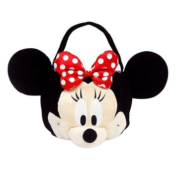 Disney's Minnie Mouse Trick-or-Treat Bag by Jumping Beans