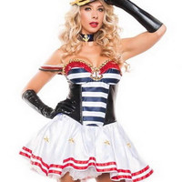 Female Sailor Costume