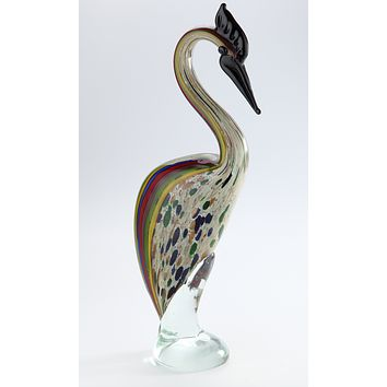 Multi color 22 inch Lone Crane